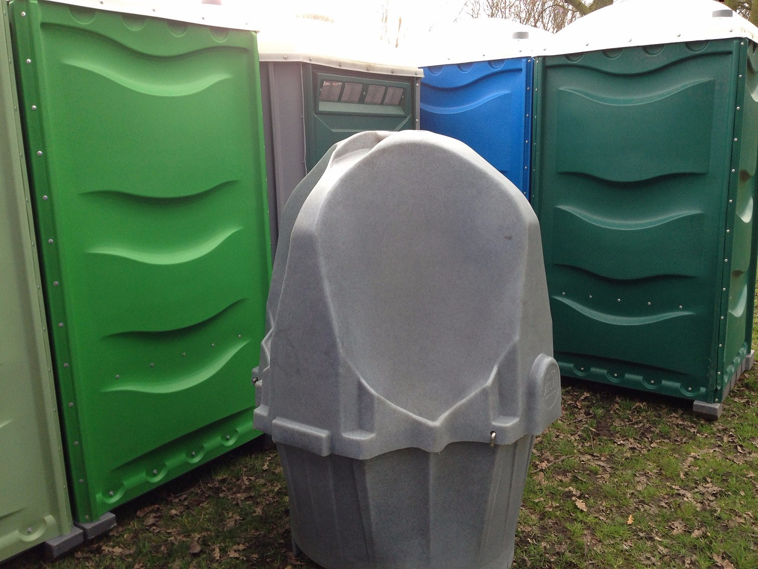 Urinal Hire