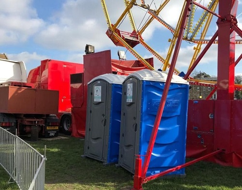 Outdoor Event Toilets